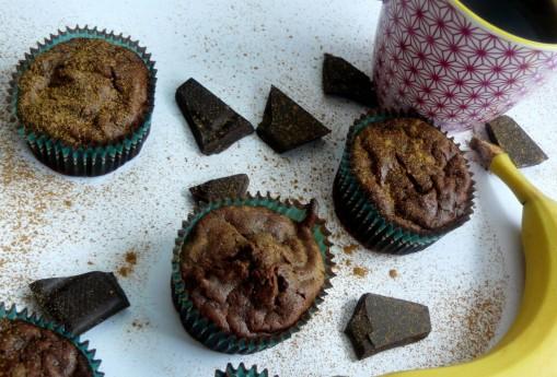 muffiny czekolodowobananowe.3