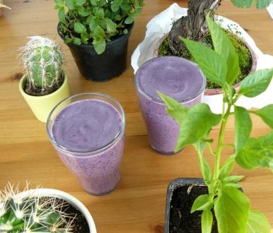 koktajl fioletowy z nerwocami