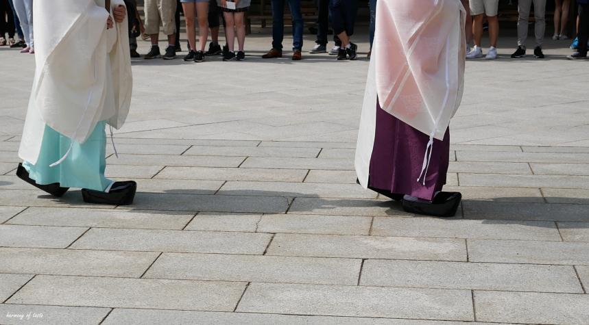 slub w Swiatyni buty