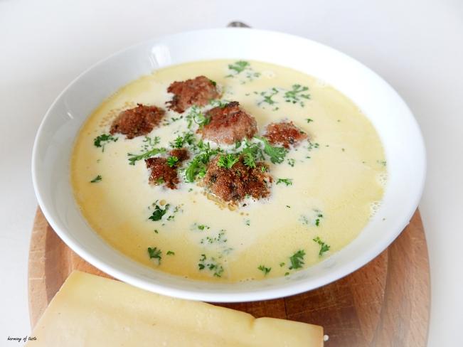käse suppe