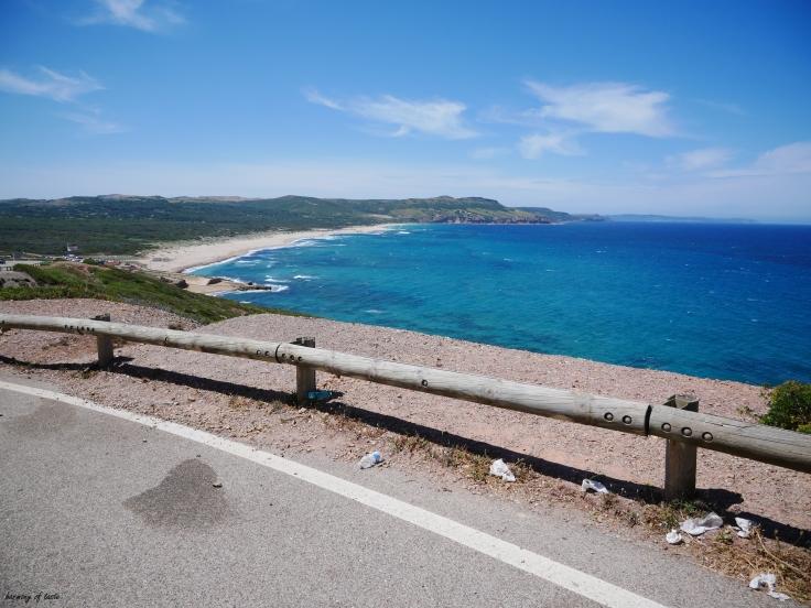 Sardinia plastic pollution west coast.JPG