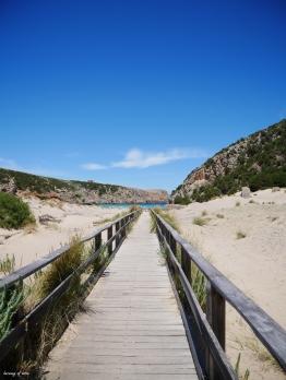 Spiaggia Cala Domestica