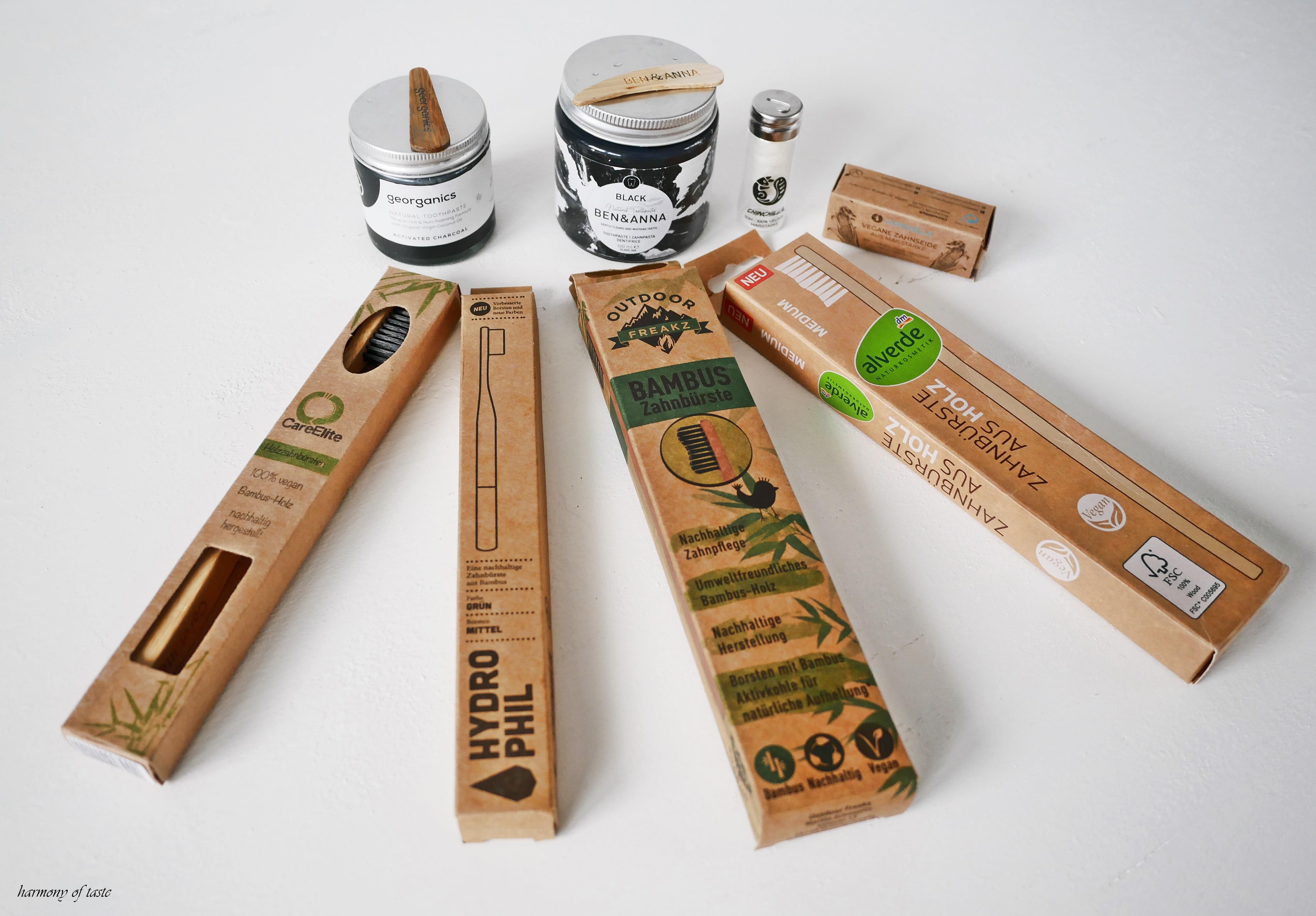 bambusowe produkty