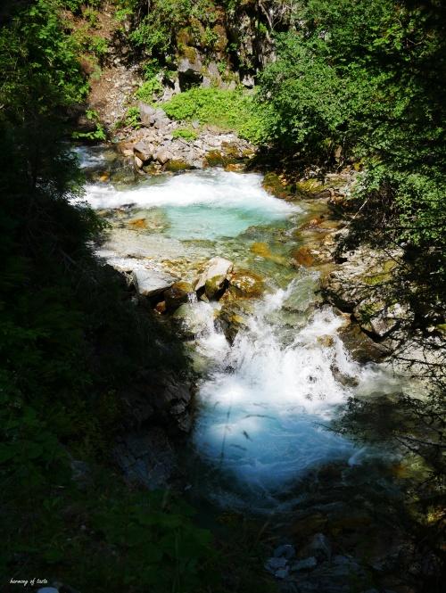 Lungau stream