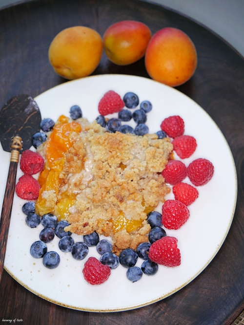 summer crumble